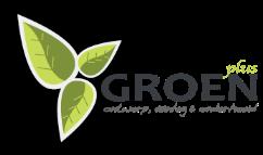 Groen plus Logo