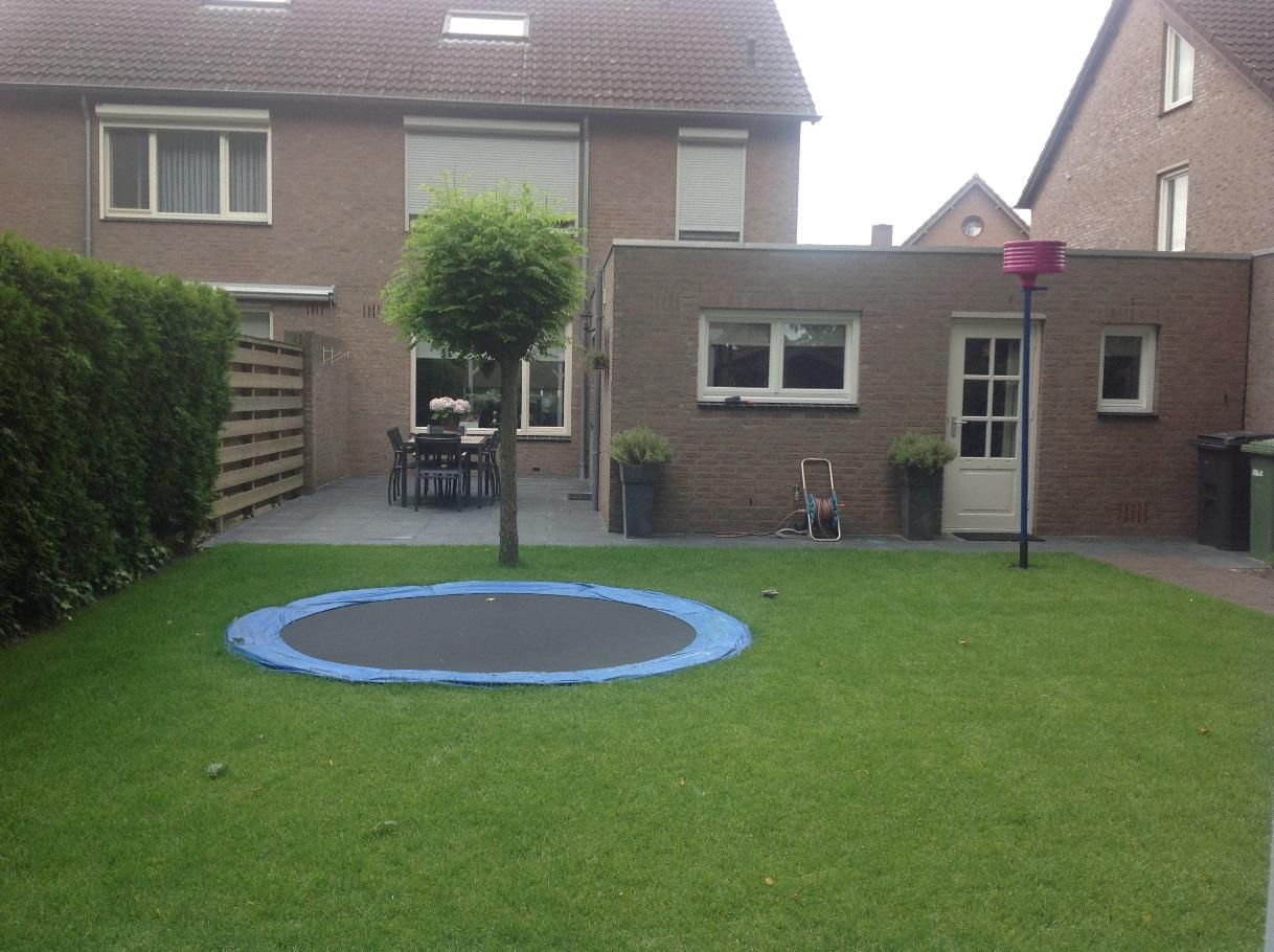 Aanleg tuin Velden met overkapping (3)
