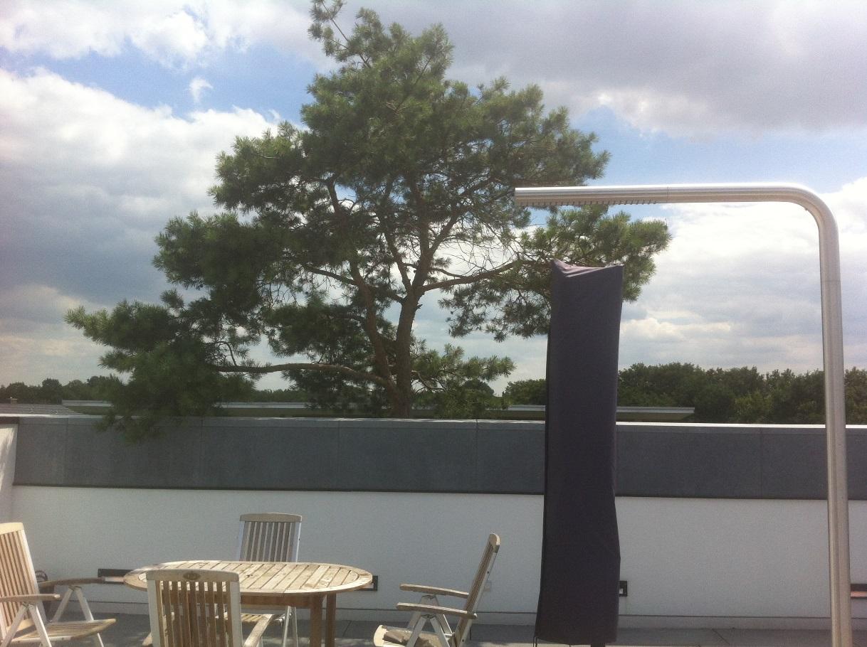 Ontwerp en aanleg tuin Venlo (1)